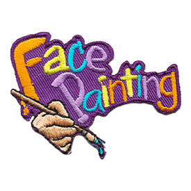 S-1399 Face Painting Patch