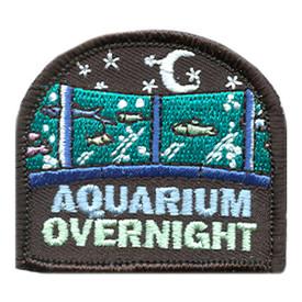 S-1406 Aquarium Overnight Patch