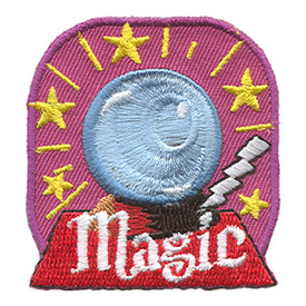 S-1409 Magic (Crystal Ball) Patch