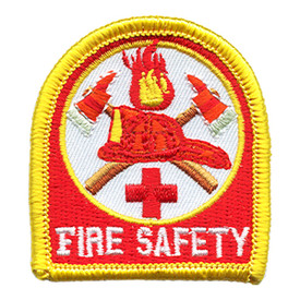 S-1427 Fire Safety Patch