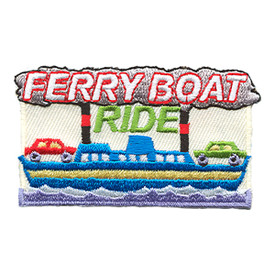 S-1429 Ferry Boat Ride Patch