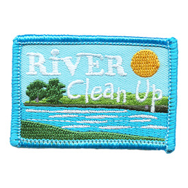 S-1437 River Clean Up Patch