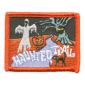 S-1440 Haunted Trail Patch