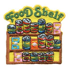 S-1441 Food Shelf Patch