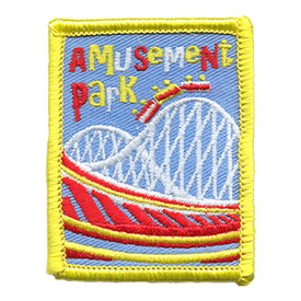 S-1444 Amusement Park Patch