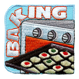 S-1463 Baking Patch