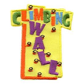 S-1474 Climbing Wall Patch