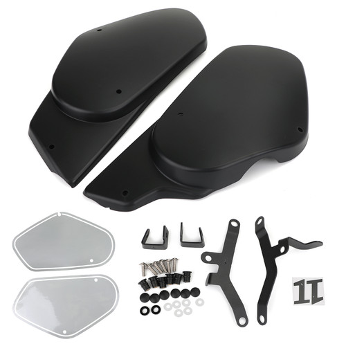 Side Cover Fairing Fit For Yamaha XSR700 2016-2020 BLK