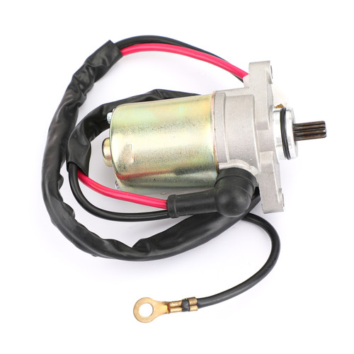 STARTER Motor Engine Starting 9-Spline Fit For Can-am BOMBARDIER DS50 Mini 02-06 BOMBARDIER Quest 50 49cc 2-Stroke 2003-2004