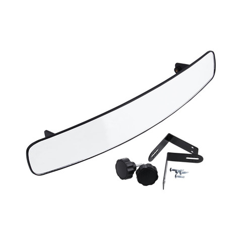 Golf Cart Rear View Mirror Fit For E-Z-GO, Club Car and Yamaha Golf Carts