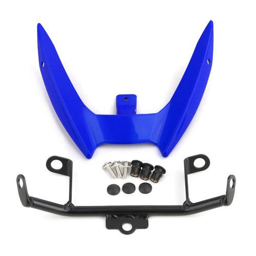 Upper Stay Bracket Front Headlight Trim Fit For Yamaha MT-03 2015-2019 BLUE