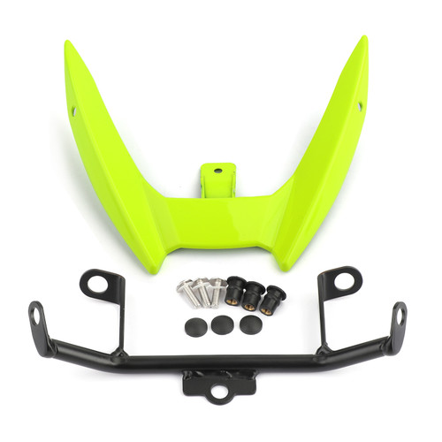 Upper Stay Bracket Front Headlight Trim Fit For Yamaha MT-03 2015-2019 YEL