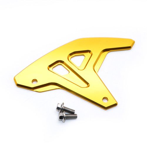 Rear Brake Disc Guard Cover Fit For Suzuki DRZ400SM 2005-2019 GOLD