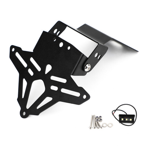 License Plate Bracket Fit For Honda CBR150R 2018-2020 BLK