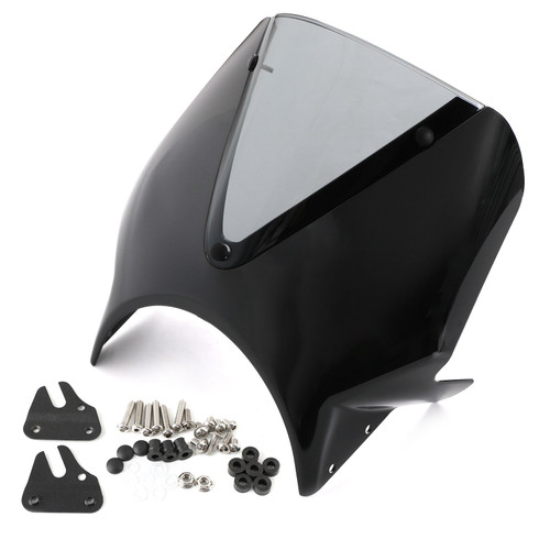 Windshield Fit For Yamaha XSR700 XSR900 2020 GRAY