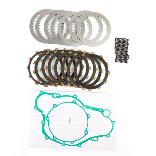 Clutch Friction Plates And Gasket Kit Fit For Yamaha YFZ450