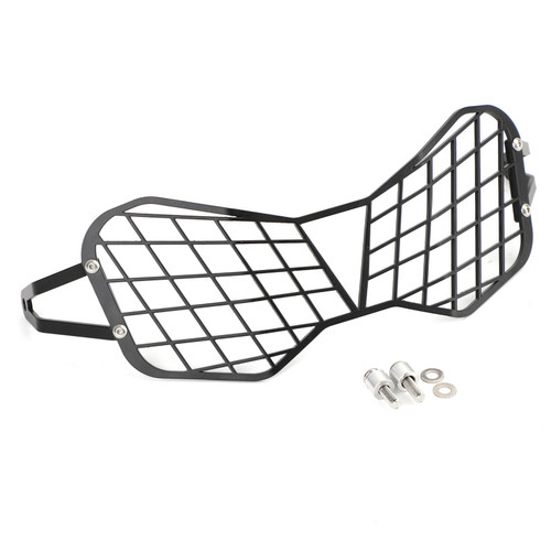 Headlight Protector Guard Headlamp Protection Grill Cover Fit For Triumph Tiger 900 2020 2021 BLK