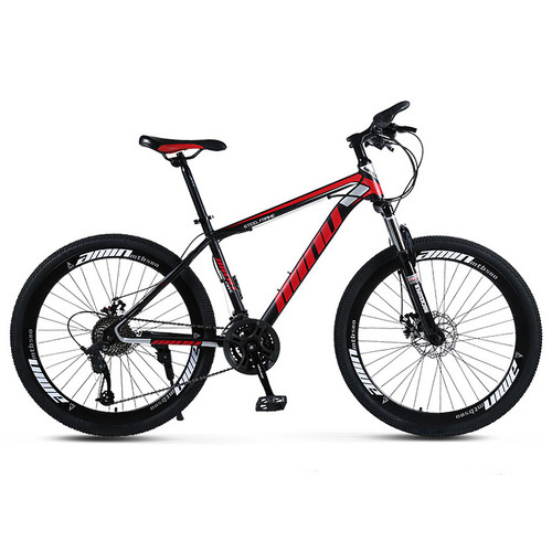 Mountain Bike 26 inch Wheels 21 Speed Carbon Frame Bicycle Disc Bicycles