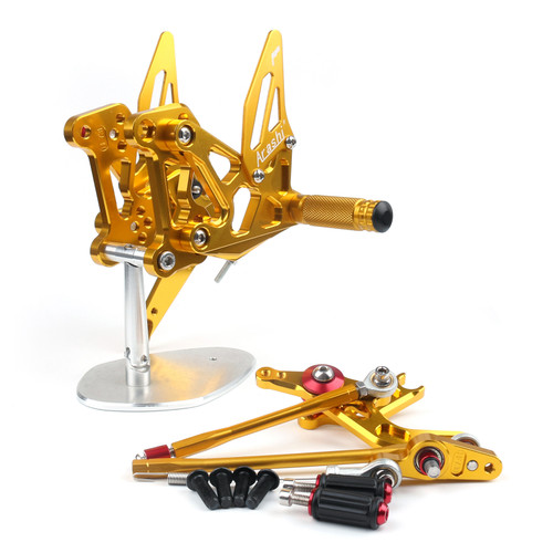 CNC Made Rearsets Fit For MV Agusta F3 2012-2016 GOLD