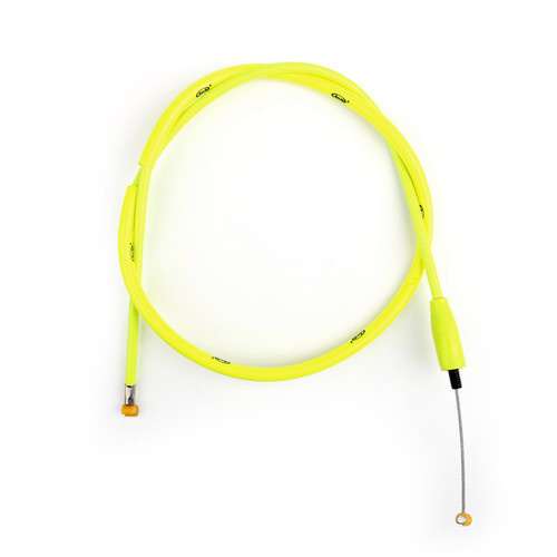 Clutch Cable Linkage Line Fit For Yamaha YZF-R6 06-12 Neon Yellow