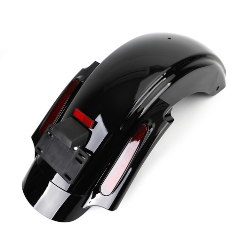 Rear Fender LED System Fit For Harley Touring Electra Road Street Glide FLHR 2009-2013 RED