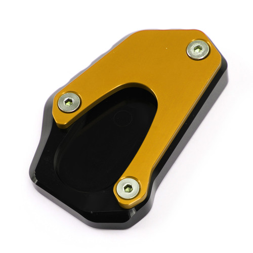 Kickstand Side Stand Extension Pad Fit For Suzuki V-Strom 1050A/XT 2020 GOLD