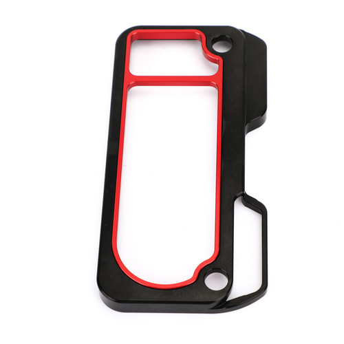 CNC Aluminum Speedometer Odometer Instrument Guard Cover Fit For Honda CB500X CB650R 19-21 Red