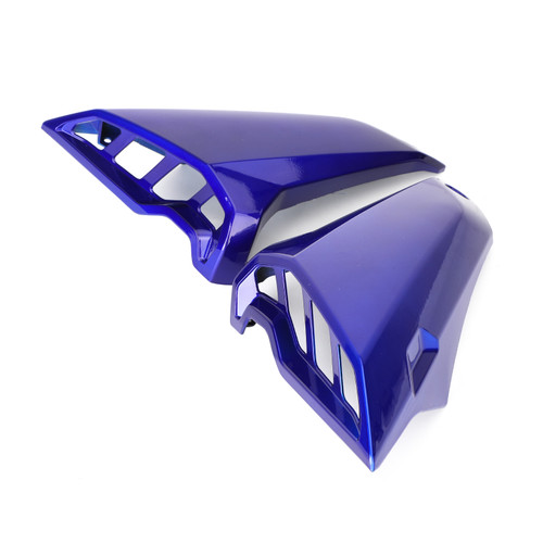 Air Intake Inlet Ram Tube Scoop Covers Fit for Yamaha MT09 MT-09 FZ09 FZ-09 2017-2020 Blue