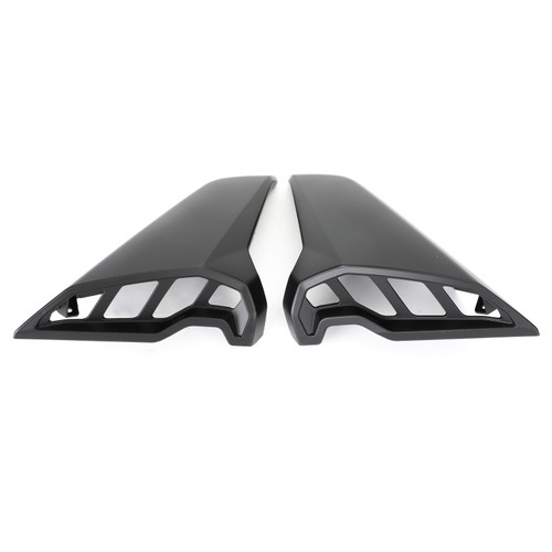 Air Intake Inlet Ram Tube Scoop Covers Fit for Yamaha MT09 MT-09 FZ09 FZ-09 2017-2020 MBlack