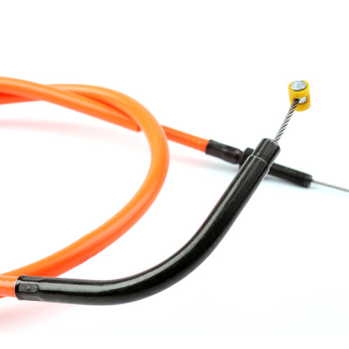 Wire Steel Clutch Cable Replacement Fit For Yamaha MT-09 MT 09 14-17 Orange