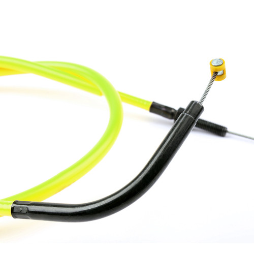 Wire Steel Clutch Cable Replacement Fit For Yamaha MT-09 MT 09 14-17 Yellow