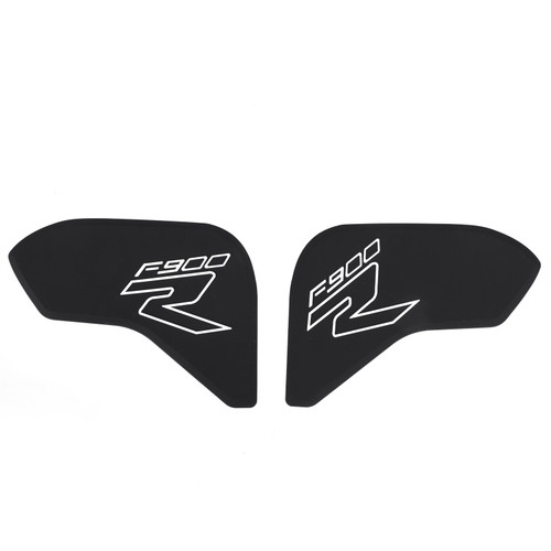 Stickers Tank Traction Pad Side Gas Knee Grip Protector Fit For BMW F900R 2020 Black