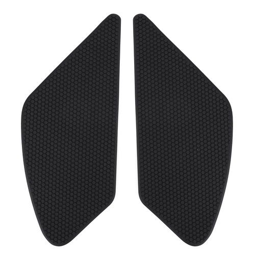 Stickers Tank Traction Pad Side Gas Knee Grip Protector Fit For DUCATI MONSTER 797 17-19 DUCATI MONSTER 821 14-20 DUCATI MONSTER 1200 14-20 Black
