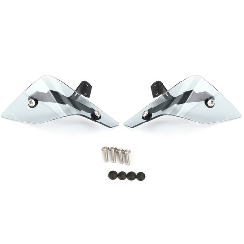 Windshield deflector top side Fit For Honda CRF1100L 2020+ Gray