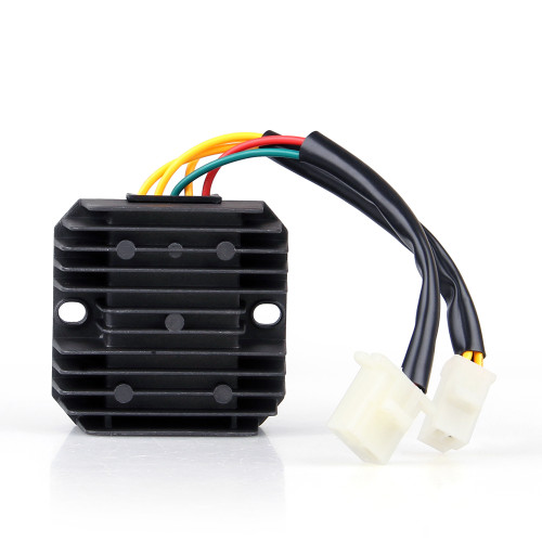 Rectifier Regulator Voltage Fit For Honda CN250 (1986-2001) CH125 CH250 (5 Wires) SH532-12