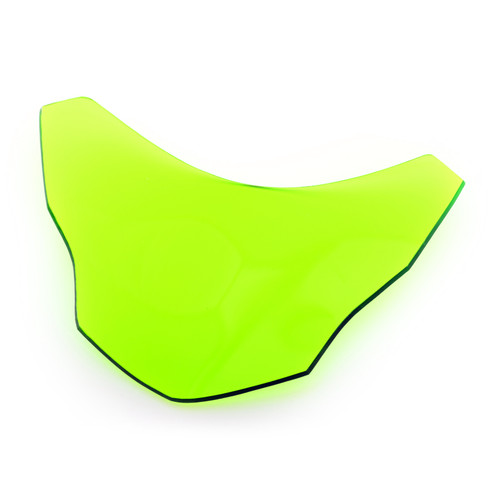 ABS Screen Headlight Lens Shield Protector Cover Fit For BMW G310R GS 2017-18 Green