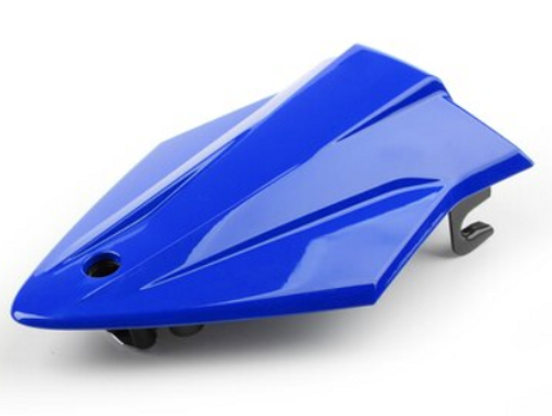 Passenger Rear Seat Cowl Cover Fit For BMW S1000RR K46 15-18  Blue