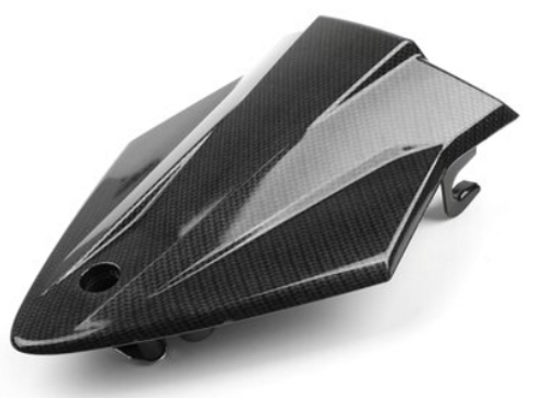Passenger Rear Seat Cowl Cover Fit For BMW S1000RR K46 15-18 Carbon