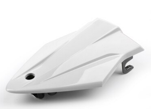 Passenger Rear Seat Cowl Cover Fit For BMW S1000RR K46 15-18 White