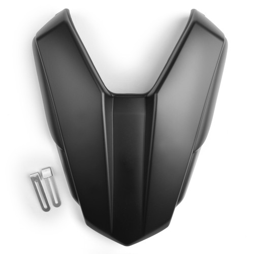 Rear Seat Cover Cowl Fairing Body Tail Fit For Honda CB500F 16-18 CBR500R 16-19 Black