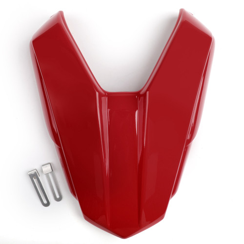 Rear Seat Cover Cowl Fairing Body Tail Fit For Honda CB500F 16-18 CBR500R 16-19 PearlRed