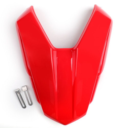 Rear Seat Cover Cowl Fairing Body Tail Fit For Honda CB500F 16-18 CBR500R 16-19 Red