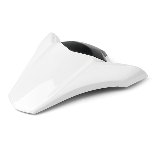 ABS plastic Rear Seat Fairing Cover Cowl Fit For Kawasaki Z900 Z 900 ABS 2017-2020 White