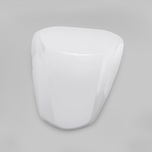 ABS plastic Rear Seat Fairing Cover Cowl Fit For Suzuki GSXS1000 GSXS1000F 15-20 White