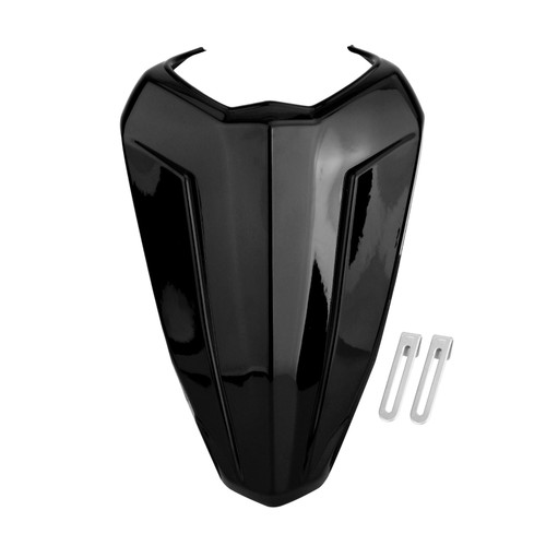 Passenger Rear Seat Cover Cowl Fit For Yamaha YZF R15 V3 17-19 Black