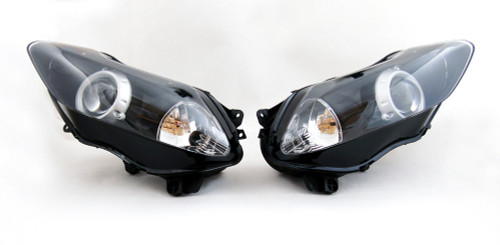 Headlight Fit For Yamaha YZF R1 1000 2007-2008 Clear