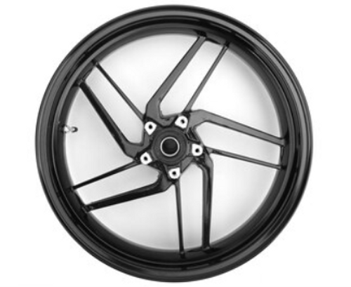 Front Wheel Rim Fit For Ducati 899 Panigale 2015 959 Panigale 16-18 Corse 2018 1199 Panigale 13-15 Black