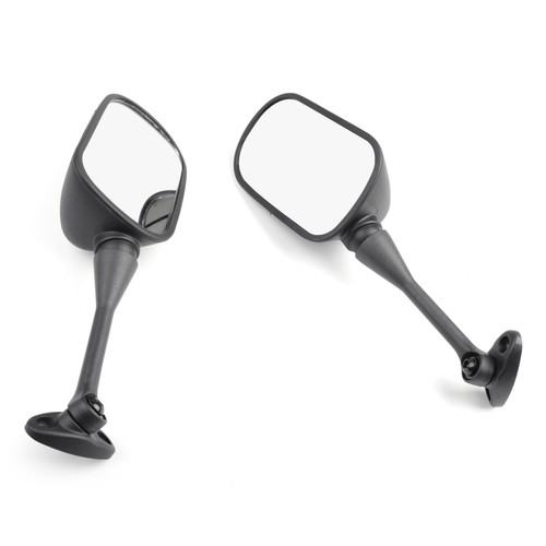 Mirrors Fit For Honda CBR 600 RR (2003-2008), CBR 1000 RR (2004-2009) Black OEM Style