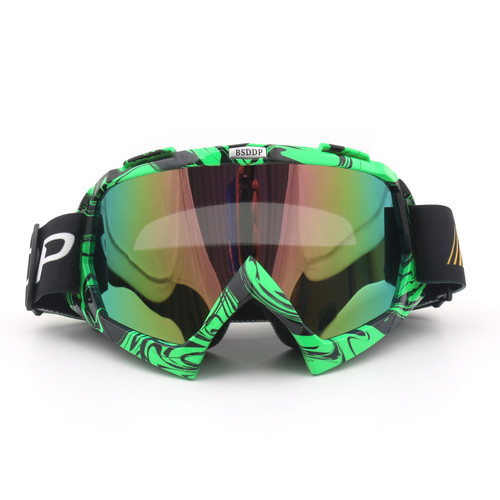 Goggles Helmets Motocross Ski Sport Gafas Fit For Motorcycle Dirt Bike ATV A
