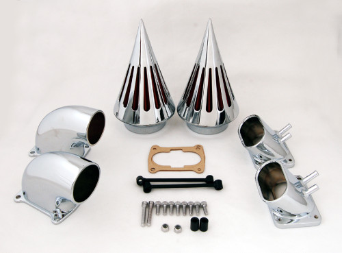 Spike Air Cleaner Intake Filter Kit Fit For Suzuki Boulevard M109R